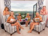 Holiday Park Women Raise £22,000 for Breast Cancer in Nude Calendar