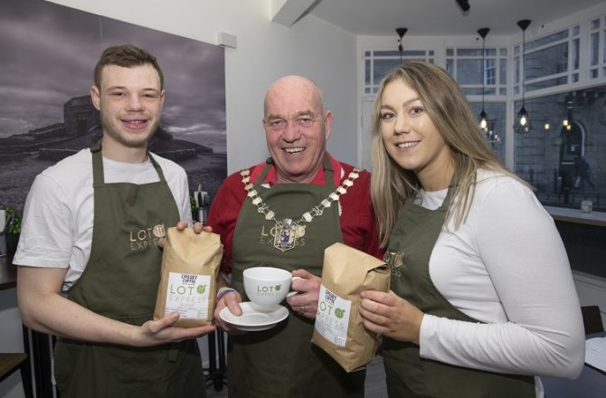 Expansion Project Brews Up to 30 Per Cent More Business at North Wales Cafe