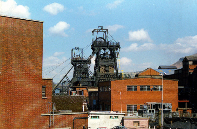 Plans to Breathe New Life into Former Merthyr Vale Colliery Gets Go Ahead