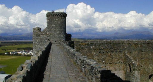 Visitor Numbers Surge at Gwynedd's Harlech Castle