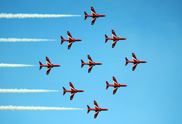 Swansea University Confirmed as Main Sponsor of the Wales Airshow