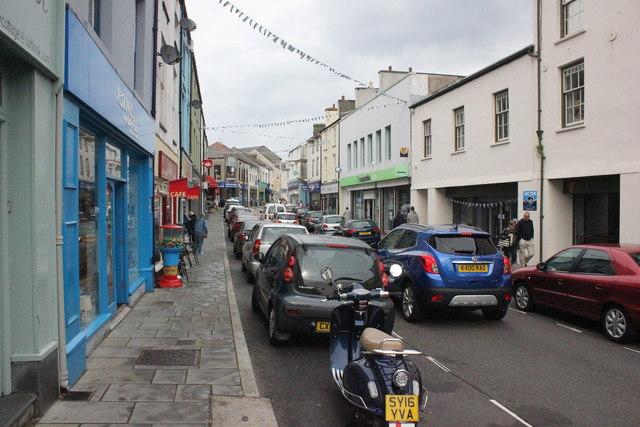 Funding Boost of £250,000 for Anglesey Town Centres