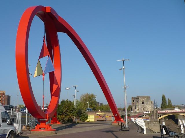 The Steel Wave, Newport