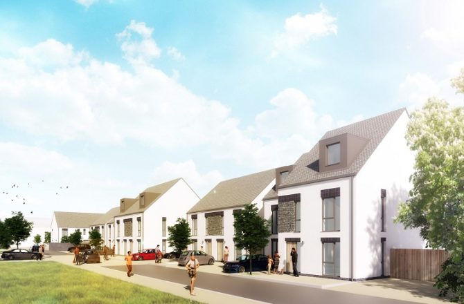 £4.3m Plan to Transform Estate Will Create Jobs and Work Experience for Tenants