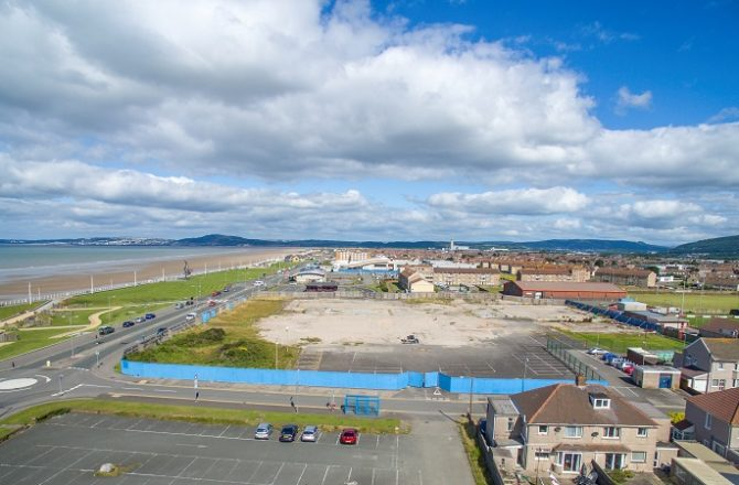 New Development Opportunities Promoted on Aberavon Seafront