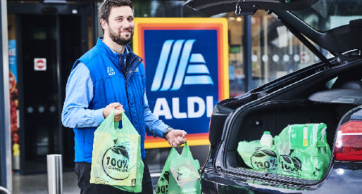 Aldi Gives all Welsh Store Colleagues a New Year Pay Rise