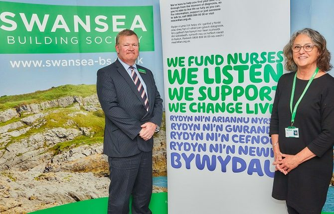 Swansea Building Society Pledges Fifth Year of Support to Gower Macmarathon