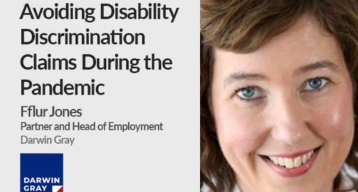 Avoiding Disability Discrimination Claims During the COVID-19 Pandemic