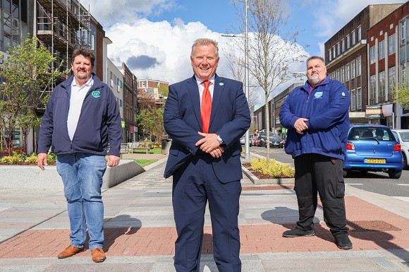 Ballot Success For Swansea BID – Five-Year Plan Launched To Aid Recovery