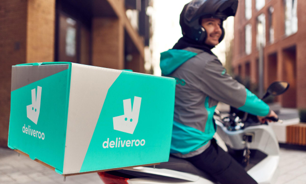 Riders and Drivers Wanted as Deliveroo Launches in Merthyr Tydfil