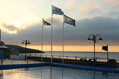 Barry Island Promenade Praised by Green Flag Awarding Body