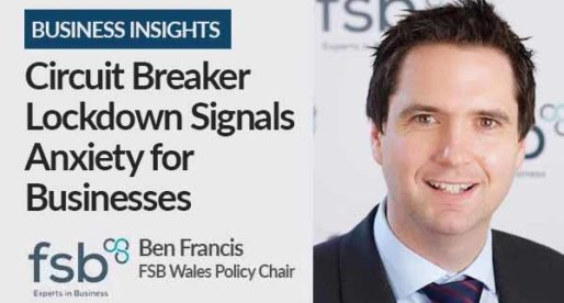 Circuit Breaker Lockdown Signals Anxiety for Businesses