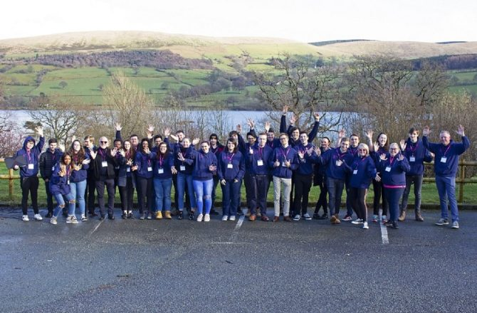 Bootcamp Helps Young Entrepreneurs Search for Wales' Next Big Business Idea
