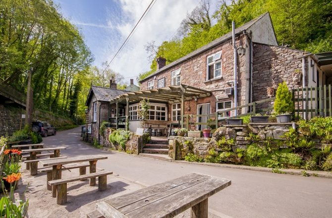 One of the Oldest Pubs in the Wye Valley Sold to Experienced Local Operator