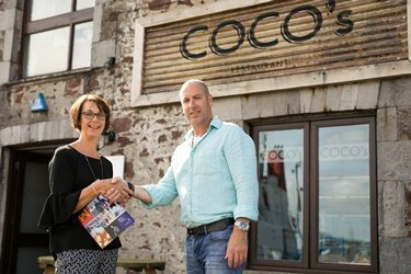 Milford Waterfront's Newest Restaurant 'COCO' Enjoys Summer Success