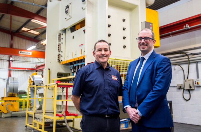 South Wales Manufacturer Secures Million Pound Finance Support