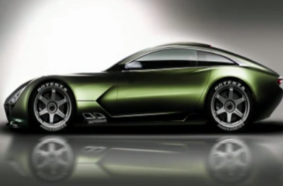 TVR Could Produce New Sports Car in Wales