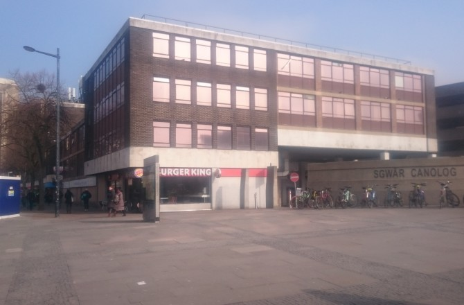Cardiff's Marland House and Wood Street NCP Car Park Set for Demolition