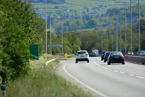 Contract Awarded for £29m A55 Tai'r Meibion Scheme