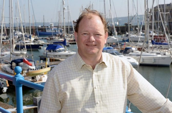 Exclusive Interview: Alec Don, Chief Executive of the Port of Milford Haven