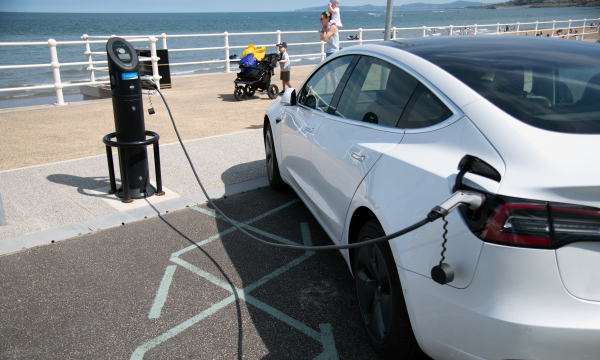 Electric Vehicle Revolution Continues with Chargepoints Boost