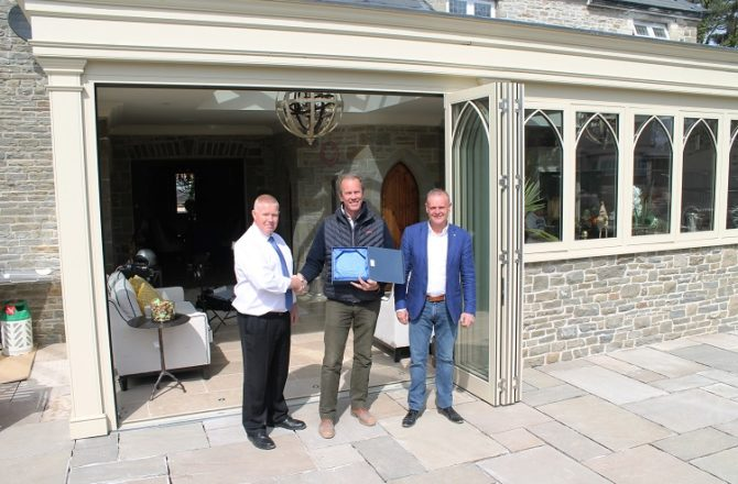 Talbot Green Developers Qualify for Regional Building of Excellence Award