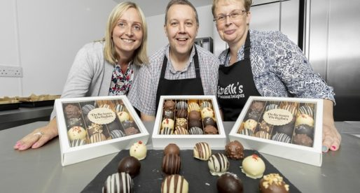 Neath Chocolate Company is 'Delighted' with New Premises
