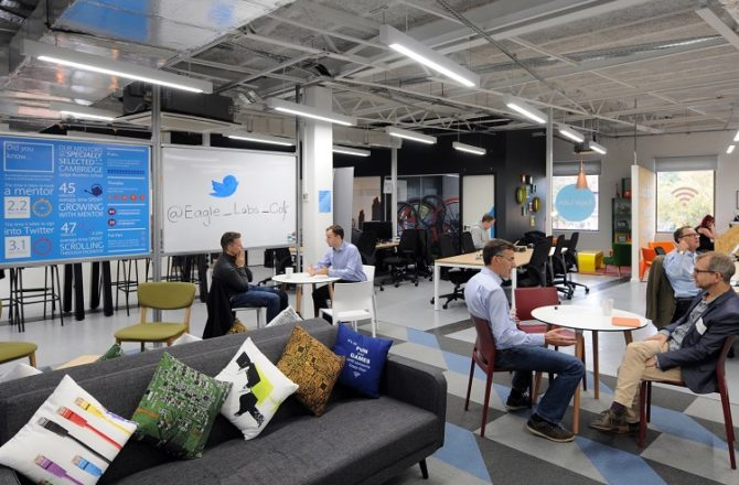 Barclays Eagle Lab to Support Wales' Entrepreneurial Business Community