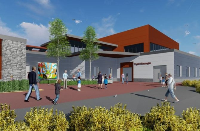 <strong> New Ysgol Glancegin Project </strong> <br> &#8220;Meet the Buyer&#8221; Event for Sub-Contractors