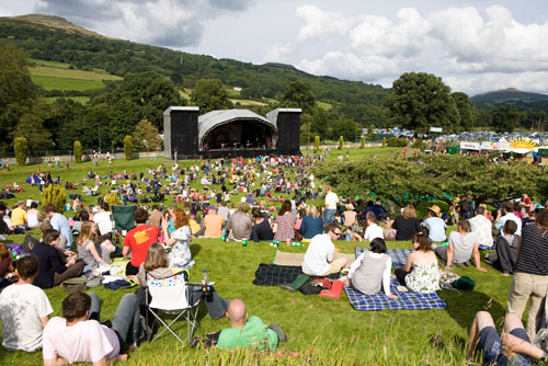Green Man Festival Provides Opportunities to Welsh Music Tourism