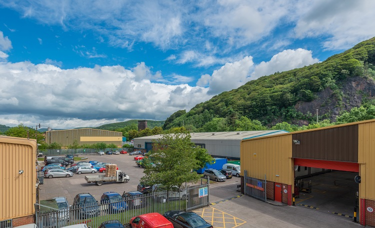 Cardiff Industrial Estate Sold for £3.75 Million