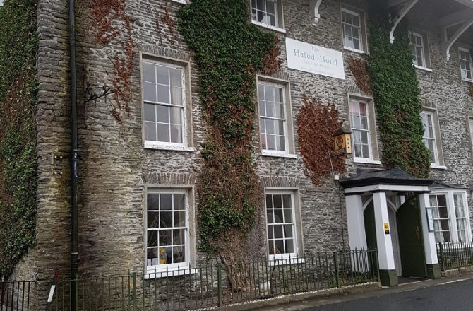 Tourism Boost from Ceredigion Hotel Investment Plans