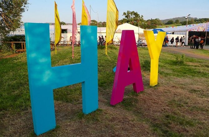 This Year's Hay Festival Goes Digital with Interactive Live Broadcasts