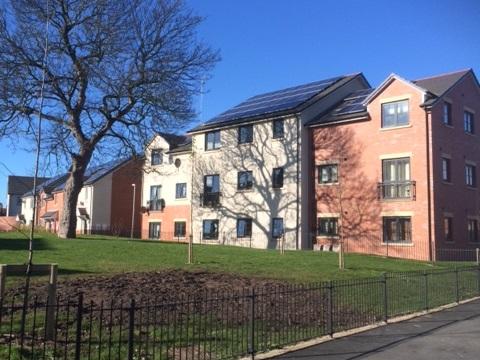 Wrexham Development Wins Housing Excellence Award