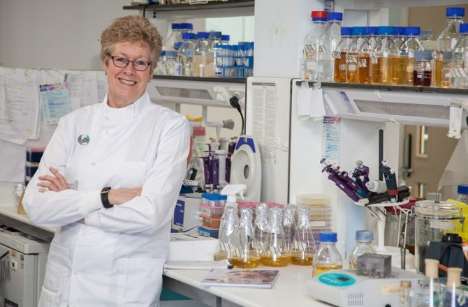 Inspiring Swansea University Pro Vice-Chancellor Shortlisted for Pioneer Award