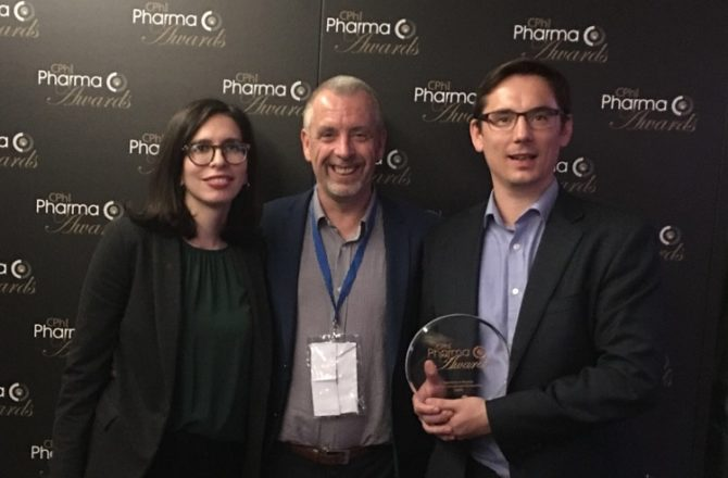 Victory for Cardiff-Based CatSci at Prestigious CPhI Pharma Awards