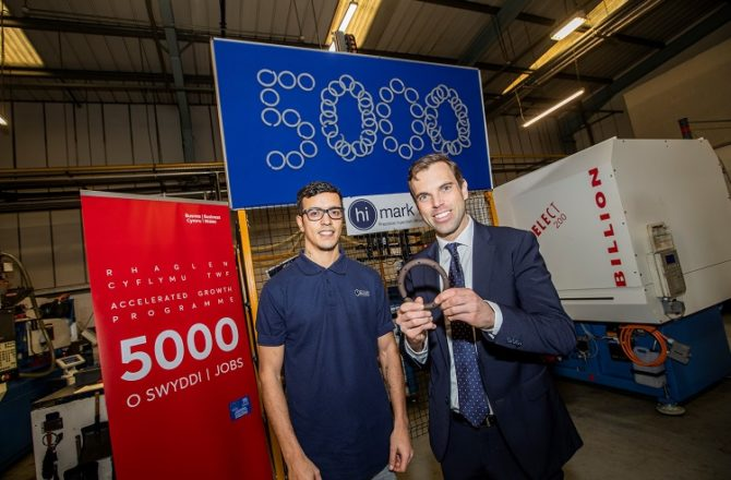 Accelerated Growth Programme Creates 5,000 Jobs