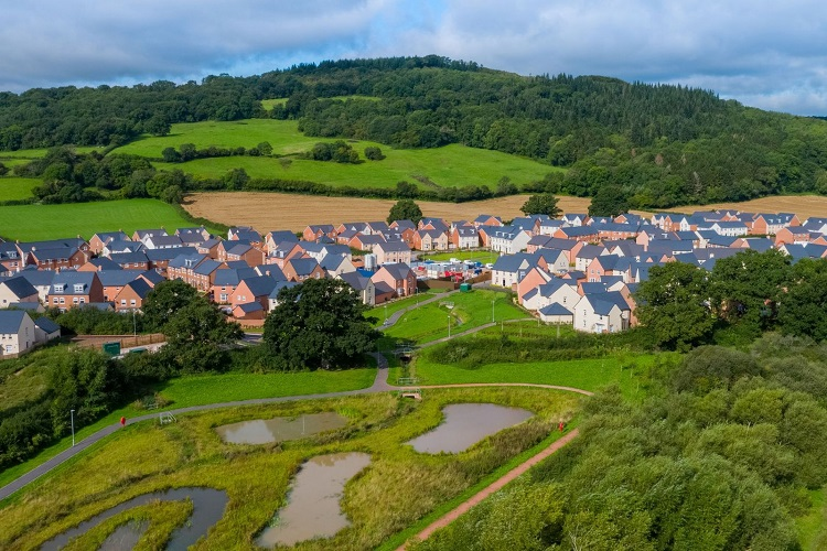 Increase in Demand for Spacious Properties in Wales