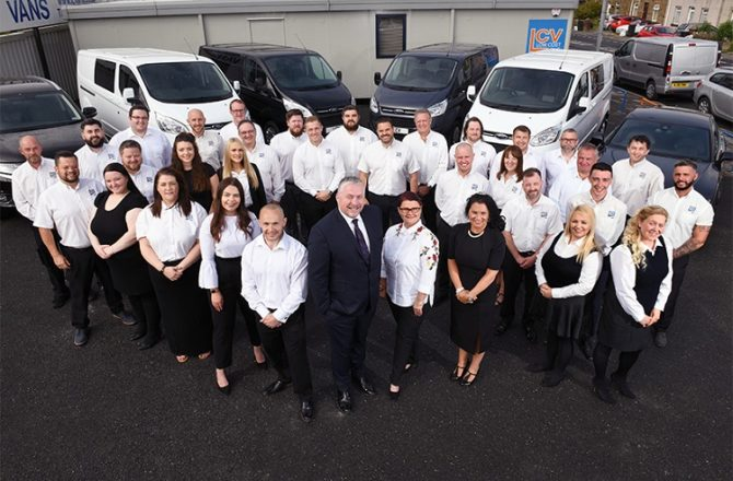 Low Cost Vans Re-Launches Sister Company First National Cars
