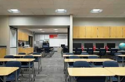 £1M Programme to Upgrade Lighting in Cardiff Schools Acknowledged as a Success