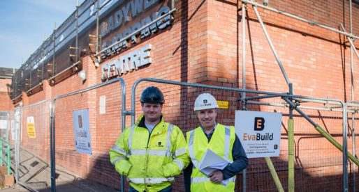 Works Begins on £600,000 Newtown Shopping Centre Transformation