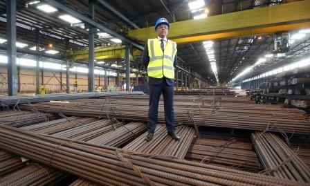 Liberty House Boss Sets Out Steel Industry Vision
