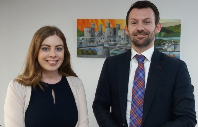 North Wales Law Firm Strengthens Team