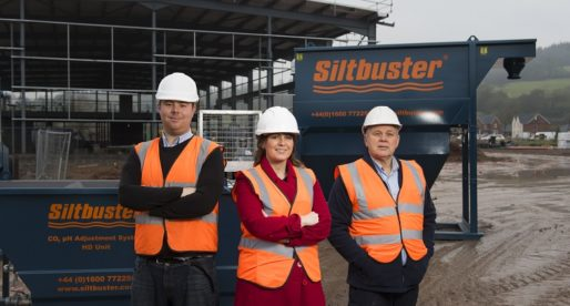 Major Investment by Siltbuster in Monmouth to Create More Jobs