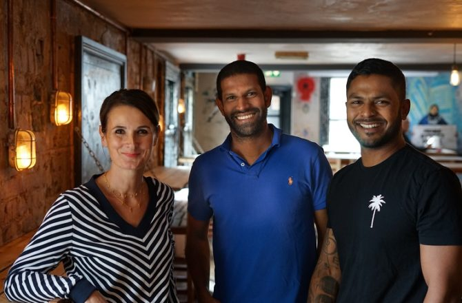 Sri Lankan Street Food Restaurant Set to Open in Cardiff