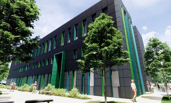 £7.9 Million Technology Centre for Baglan Energy Park Moves Forward