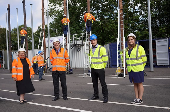 Openreach Invests £1.7 Million in New Learning Centre for Engineers in Wales
