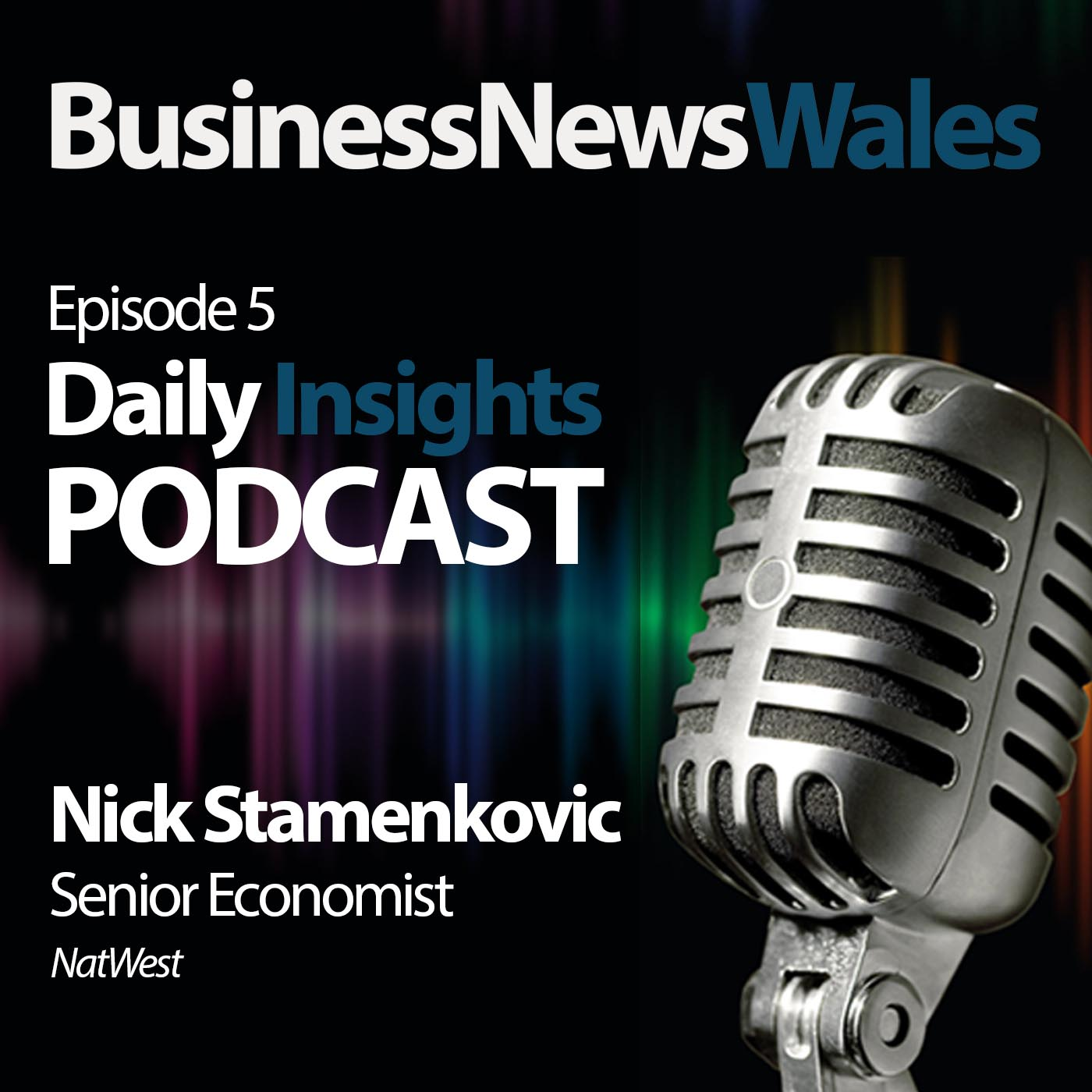<strong>Daily Insights Podcast</strong></br> Nick Stamenkovic, Senior Economist at NatWest