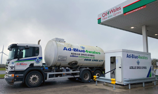 Expansion for Independent Fuel Supplier Oil 4 Wales