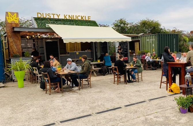 Welsh Hospitality Reports Successful First Week of 'Outdoor Only' Opening